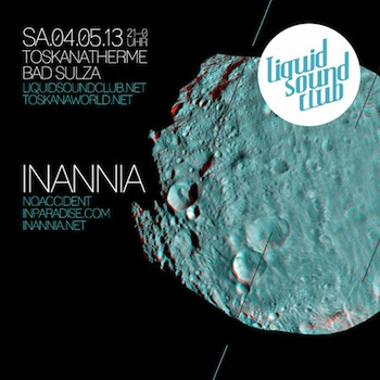 Liquid Sounds with Inannia