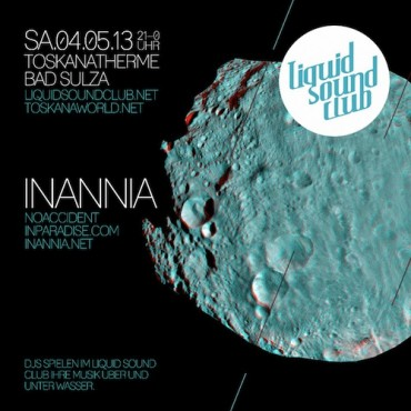 04.05.2013 – Liquid Sound Club mit Inannia in Bad Sulza
