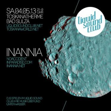 04.05.2013 – Liquid Sound Club mit Inannia in Bad Sulza