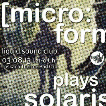 03.08.2013 – [micro:form] vs. SOLARIS
