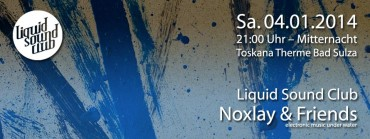 04.01.2014 – DJ Noxlay & Friends