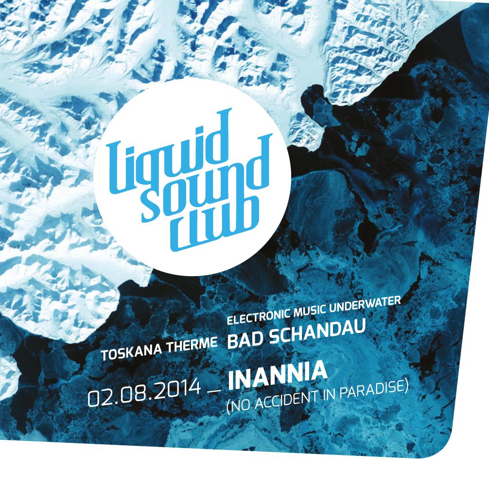 Flyer Inannia 02.08.2014 LSClub Bad Schandau