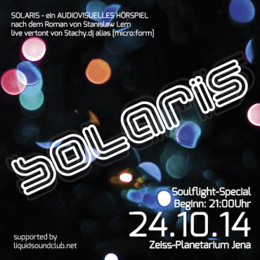 24.10.2014 – Soulflight Special