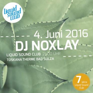 04.06.2016 – DJ Noxlay