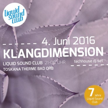 04.06.2016 – Klangdimension