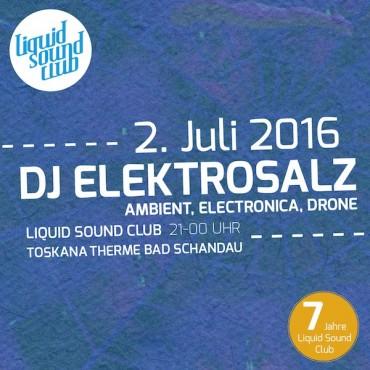 02.07.2016 – DJ Elektrosalz