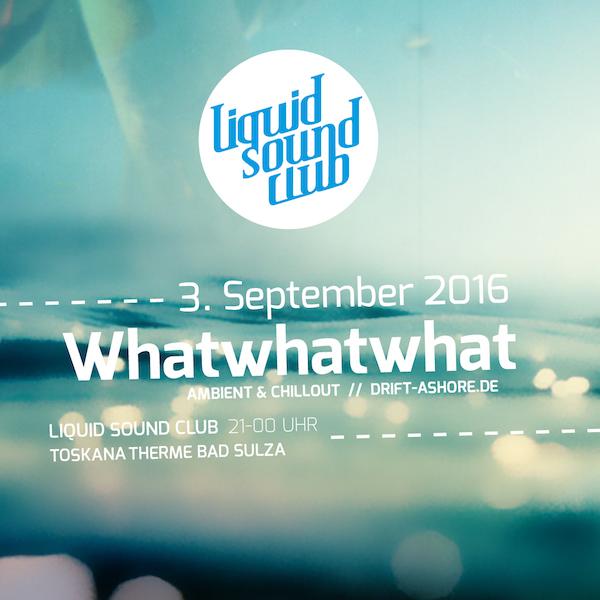 LSC September 2016 Bad Sulza