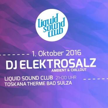 01.10.2016 – DJ Elektrosalz