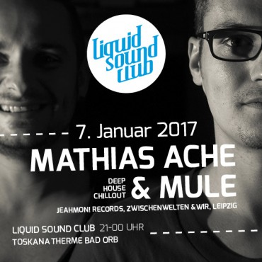 07.01.2017 – MATHIAS ACHE & MULE