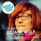 Liquid Sound Club April 2017 - Juliane Wolf in Bad Sulza
