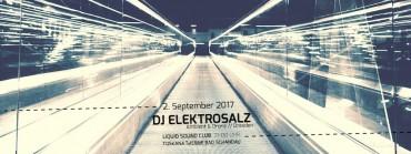 02.09.2017 – DJ Elektrosalz