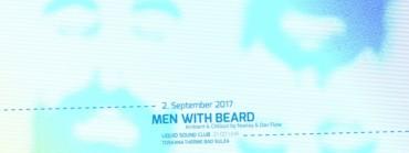 02.09.2017 – Men with beard