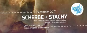 02.12.2017 – Scherbe + Stachy