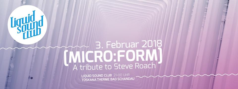 LSC 02 2018 A tribute to Steve Roach