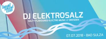 07.07.2018 – DJ Elektrosalz