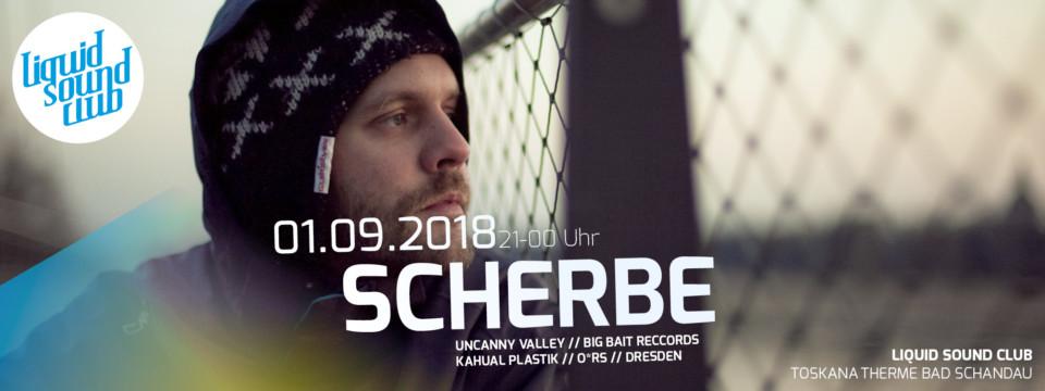 01.09.2018 – SCHERBE