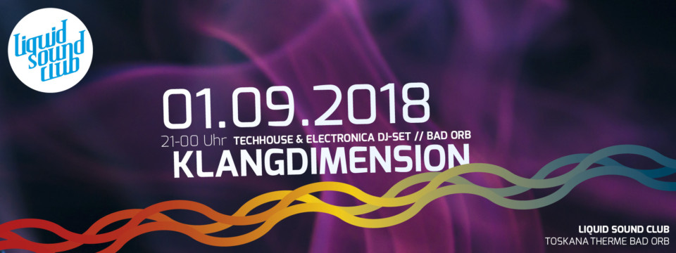 01.09.2018 – Klangdimension