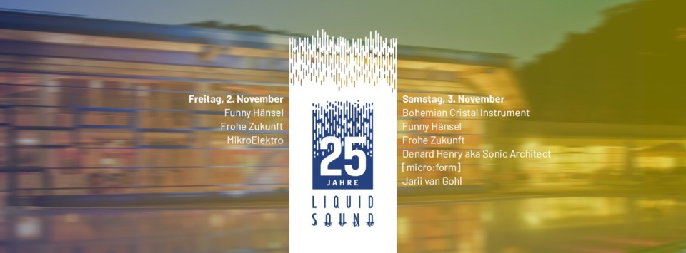 02.-04.11.2018 – Liquid Sound Festival in der Toskana Therme Bad Schandau
