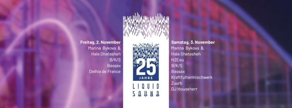 02.-04.11.2018 – Liquid Sound Festival in der Toskana Therme Bad Sulza