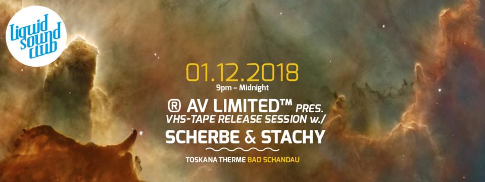 01.12.2018 – Scherbe & Stachy