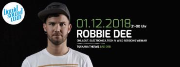 01.12.2018 – Robbie Dee