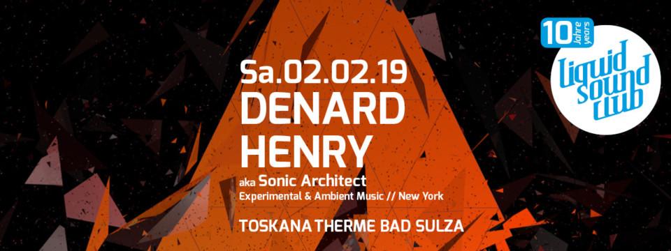 02.02.2019 – Denard Henry