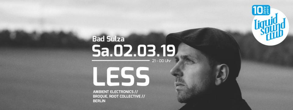 02.03.2019 –Less
