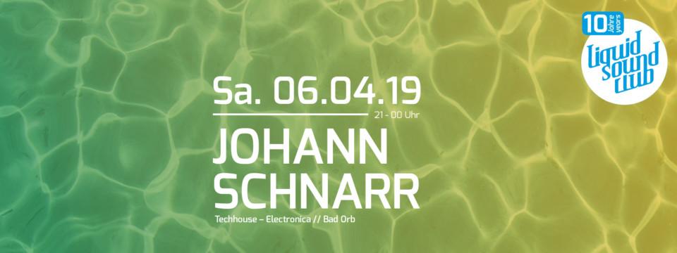 06.04.2019 – Johann Schnarr