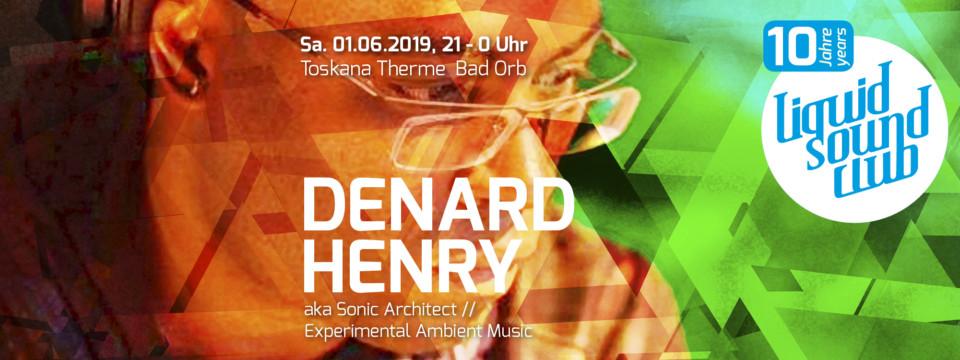 01.06.2019 – Denard Henry