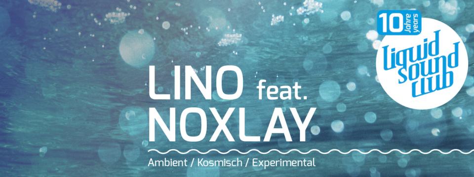 Liquid Sound Club mit Lino & Noxlay, Juli 2019 in Bad Sulza