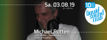 03.08.2019 – Michael Rütten