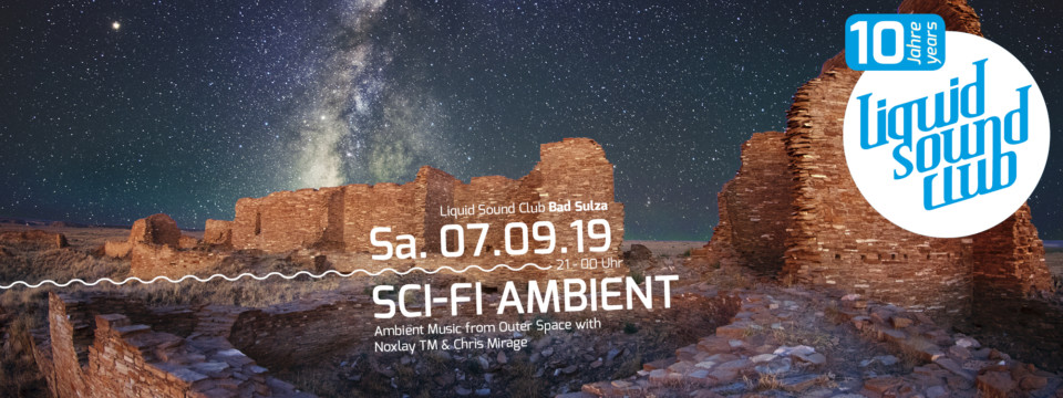 07.09.2019 – Sci-Fi Ambient
