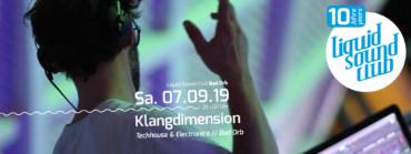 07.09.2019 –Klangdimension