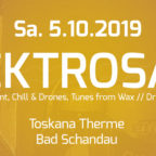 LSClub mit ELektrosalz, am 5.10.2019 in der Therme in Bad Schandau