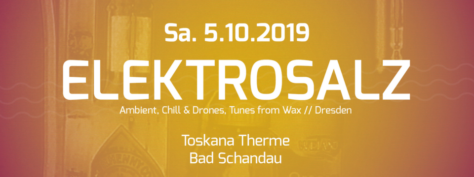 LSClub mit ELektrosalz, am 5.10.2019 in der Therme in Bad Schandau