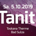 Tanith zu Gast beim LSC, am 5.Oktober 2019 in der Therme in Bad Sulza