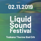 Liquid Sound Festival Bad Orb 2019 Banner