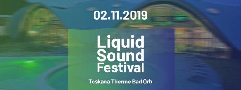Liquid Sound Festival Bad Orb 2019 Banner