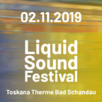 Liquid Sound Festival Bad Schandau 2019 Banner