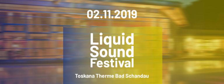 Liquid Sound Festival Bad Schandau 2019 Banner