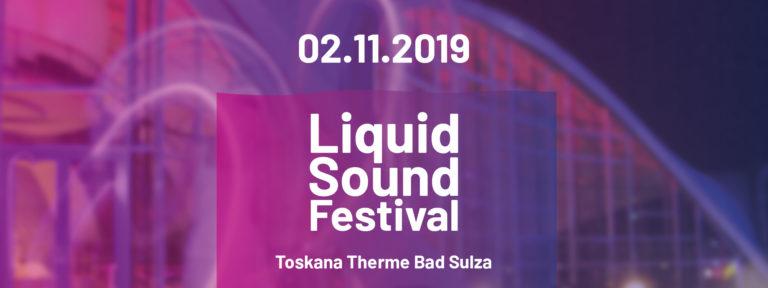 Liquid Sound Festival Bad Sulza 2019 Banner