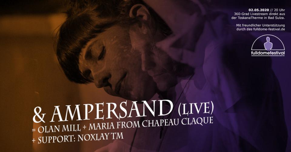 02.05.2020 – Liquid Sound Club PLUS w/ AMPERSAND (live)