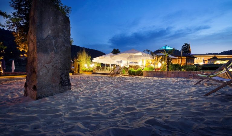 Beach Bar Toskana Therme Bad Schandau